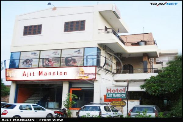 Hotel Ajit Mansion