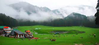 Dharamshala Dalhousie Honeymoon Package