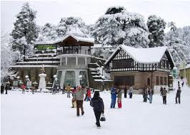 Golden Triangle Tour With Shimla Manali