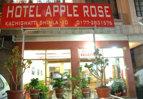 Hotel Apple Rose In Shimla