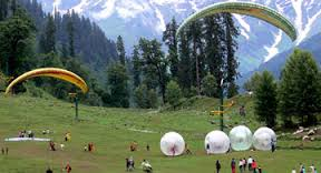 shimla manali tour package from Bellary